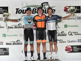 Tour De Beauce 2018 Podium Etape 6