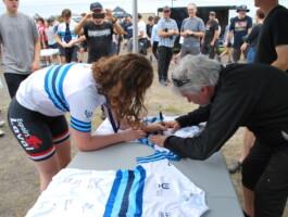 Éloïse Camiré signe les deux versions des Championnats québécois 2021