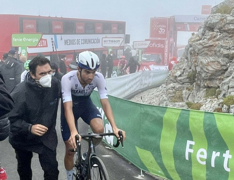 James Piccoli Vuelta2021 E18