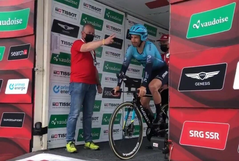 Hugo Houle Clm Tour De Suisse Etape7