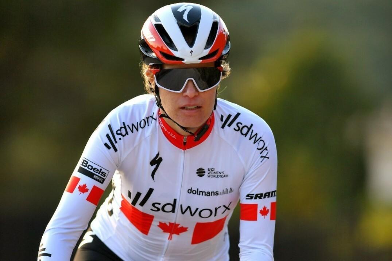 Karol Ann Canuel Credit Sd Worx Getty Sport