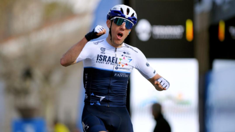 Michael Woods remporte la deuxième étape du Tour des Alpes-Maritimes et du Var.