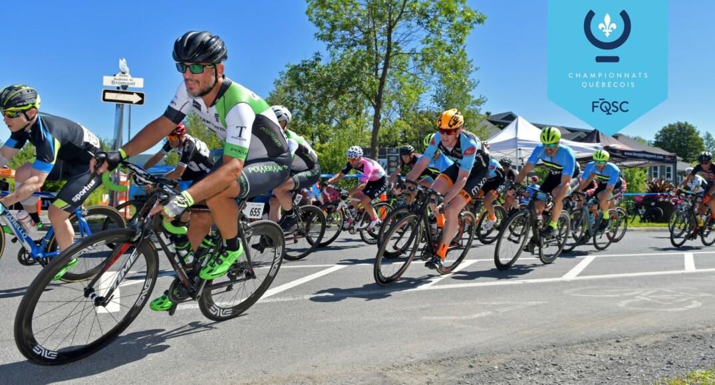 Championnats Quebecois Criterium Clm Equipe 2018 2