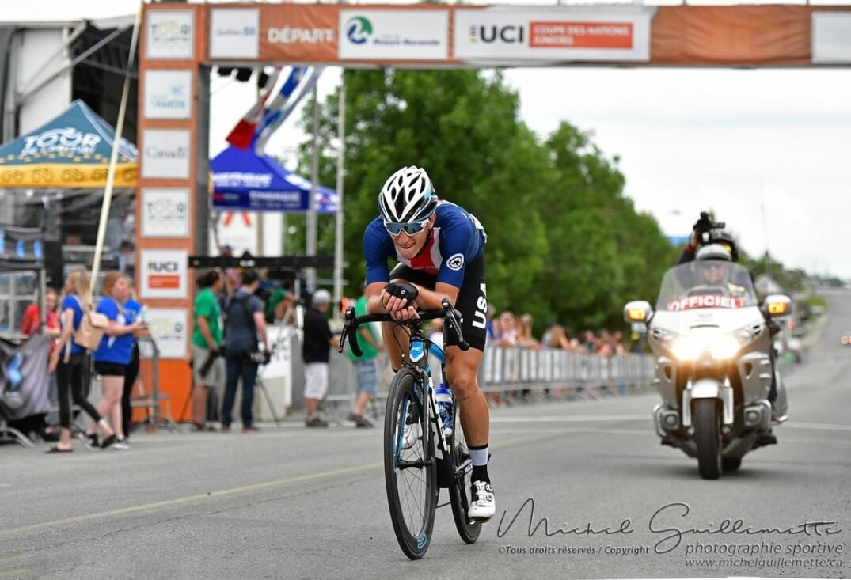 Lucas Bourgoyne Remporte La Victoire