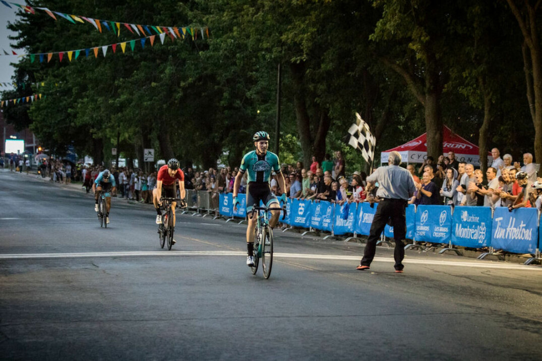 Nickolas Zukowsky remporte la neuvième étape des Mardis Lachine