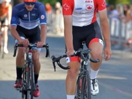 Le Québécois Raphaël Parisella (équipe du Canada)