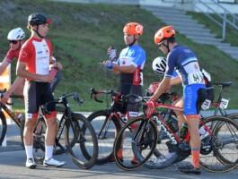 Les coureurs étaient prêts pour la plus longue étape du Tour