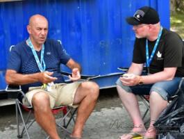 L'entraîneur-chef de l'équipe du Québec Éric Van Den Eynde