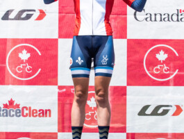 Magdeleine Vallieres Mill remporte un troisième titre canadian en autant de courses