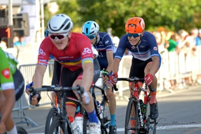 Mathias Guillemette a lancé des attaques en début de course