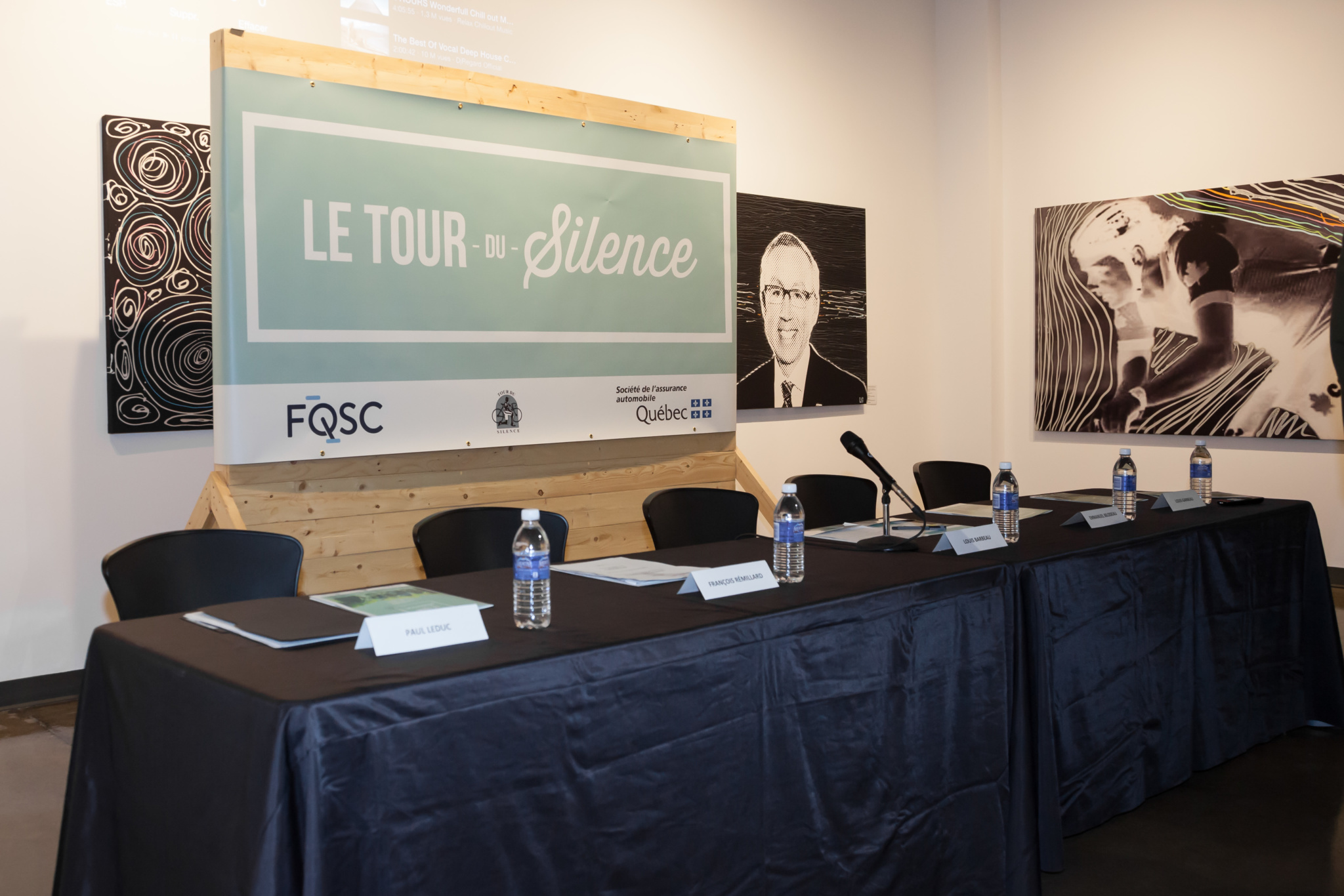 Tourdusilence Conference 9156