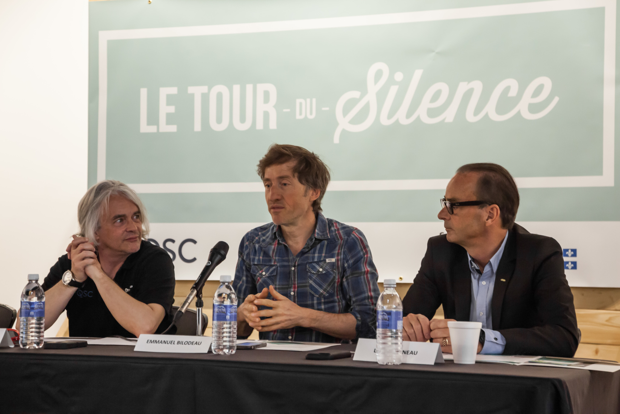 Tourdusilence Conference 9171