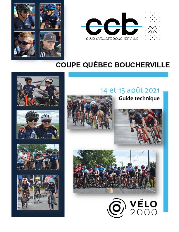 Guide Technique Coupe Quebec Boucherville Ccb Vf