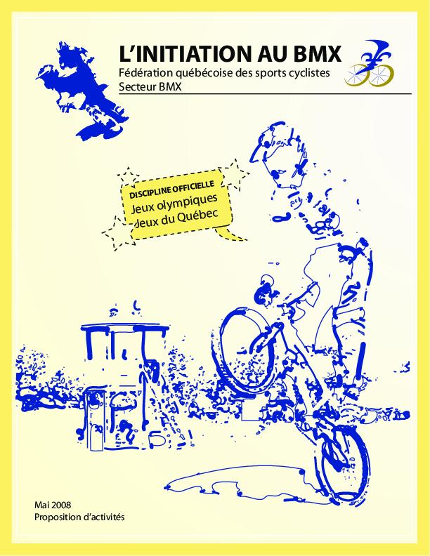 Initiation au BMX