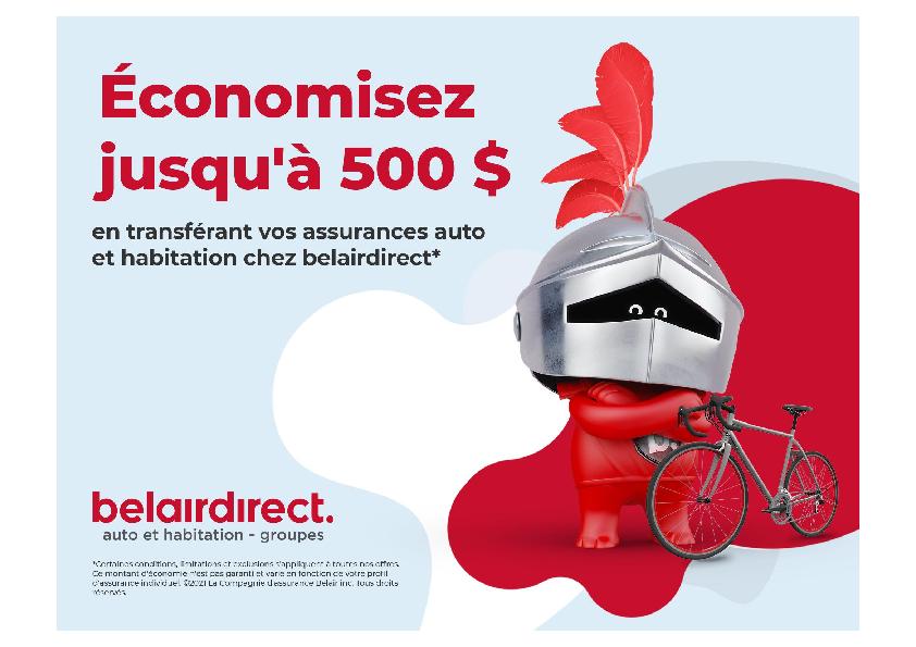 Belair Direct 1