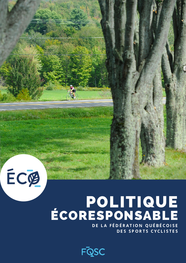 Politique écoresponsable