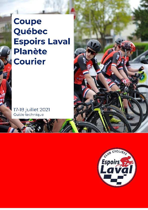 Guide Technique Coupe Quebec Planete Courier 5